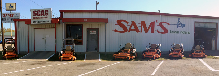 scag power equipment lawn mowers