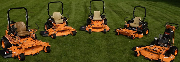 lawn mower equipment